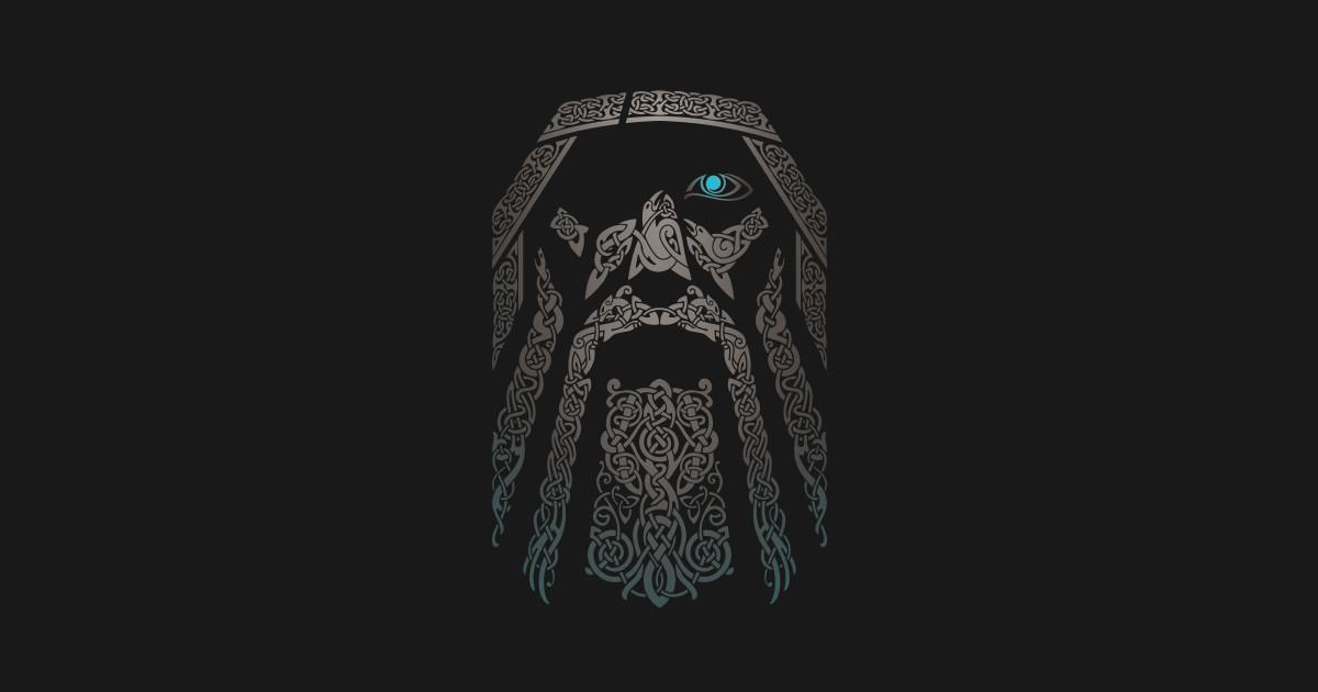 493584ef Odin T-Shirts | TeePublic
