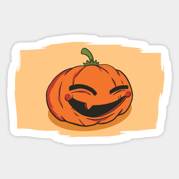 Cute Halloween Pumpkin