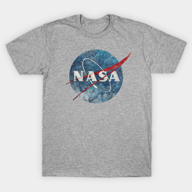 NASA Space Agency Ultra-Vintage - Nasa - T-Shirt | TeePublic