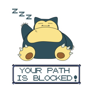 Your Path Is Blocked!