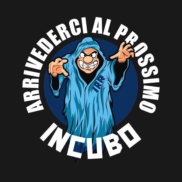 Incubo apparel lazio lazio irriducibili irriducibili for Irriducibili shop