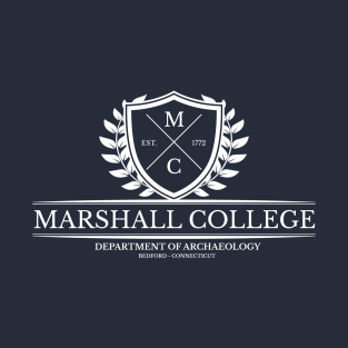 Marshall College t-shirts