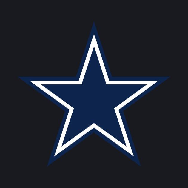 Cowboys Star Dallas Cowboys Baseball T Shirt Teepublic