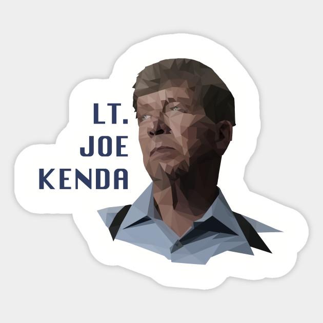 Geometric Joe Kenda Lt Joe Kenda