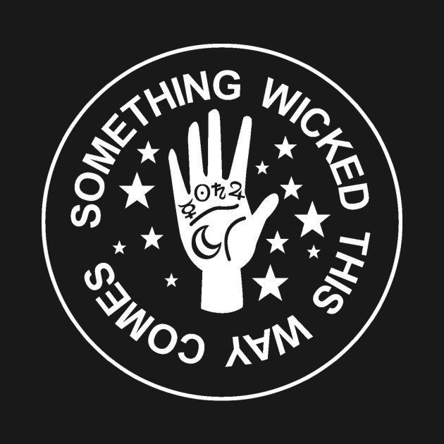 something wicked this way comes symbols