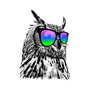 Cool Owl t-shirts