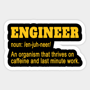 Drafting And Design Engineer Stickers Teepublic