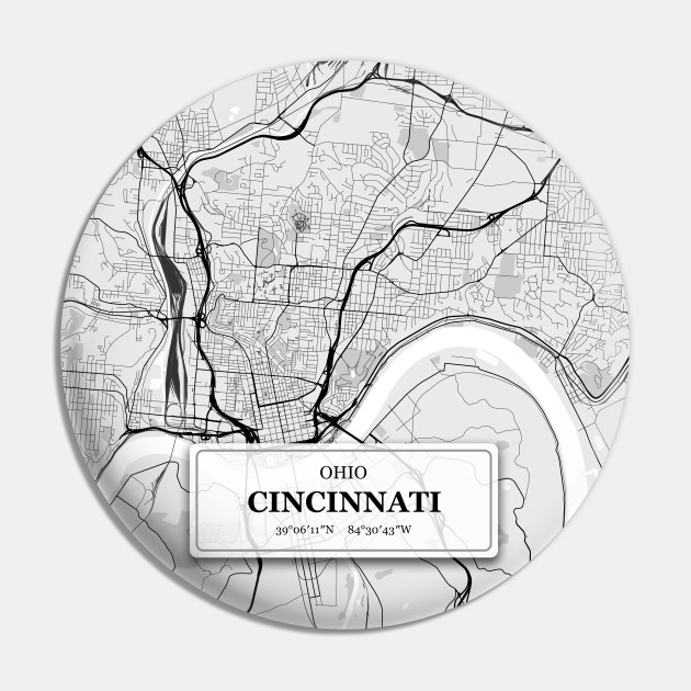 Cincinnati, Ohio City Map with GPS Coordinates on cincinnati bengals, map of idaho montana wyoming and utah, map denver colorado, map west chester ohio, hamilton county, street map norwalk ohio, map of ohio, cities in hamilton county ohio, map indiana, map toledo ohio, map florida, map memphis tennessee, cleveland ohio, university of cincinnati, map virginia ohio, cincinnati reds, map chicago ohio, map montgomery county ohio, map dayton ohio, map rockford illinois, map kentucky, map wilmington ohio, map hyde park ohio, map kettering ohio, downtown cincinnati, ohio river,