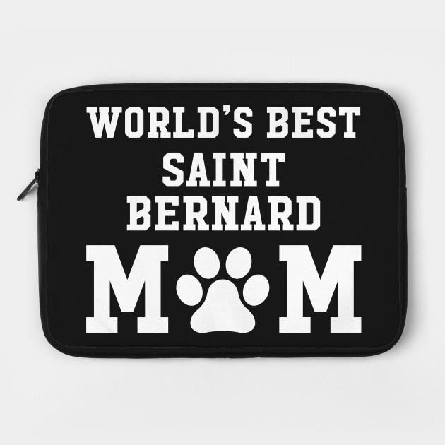 World's Best Saint Bernard Mom