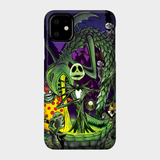 coque iphone 12 jack the ripper