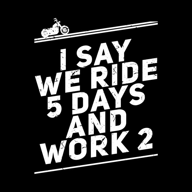 Motorcycle Chopper Biker V Twin Funny Sayings Quotes Gift