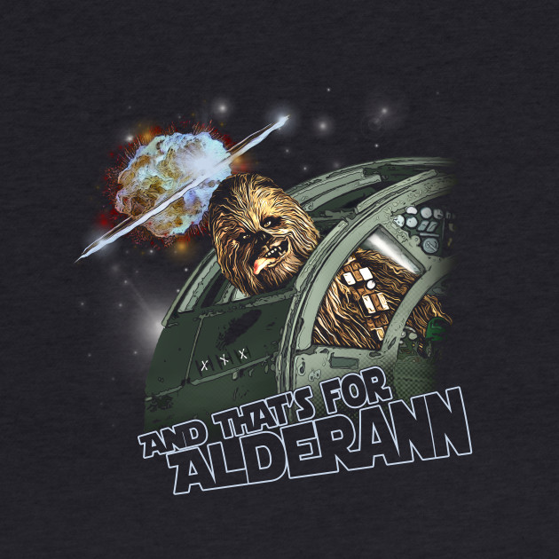 And that's for Alderaan - variant