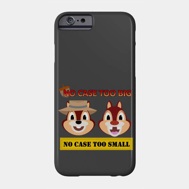 Rescue Rangers Chip N Dale Rescue Rangers Phone Case Teepublic