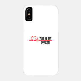 new product 770c0 70200 Greys Anatomy Phone Cases - iPhone and Android | TeePublic