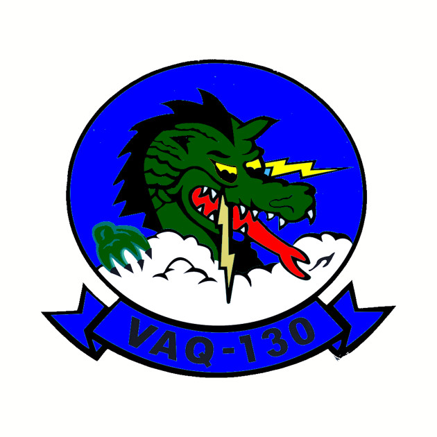 VAQ-130 Zappers Crest
