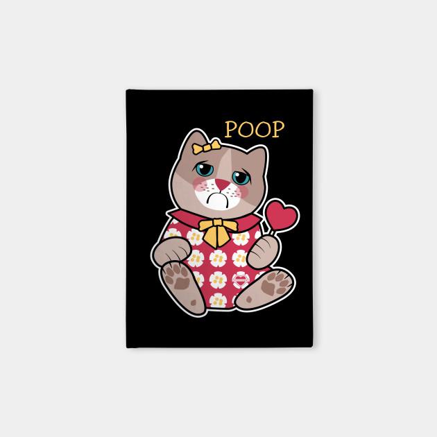 Poop Kitten