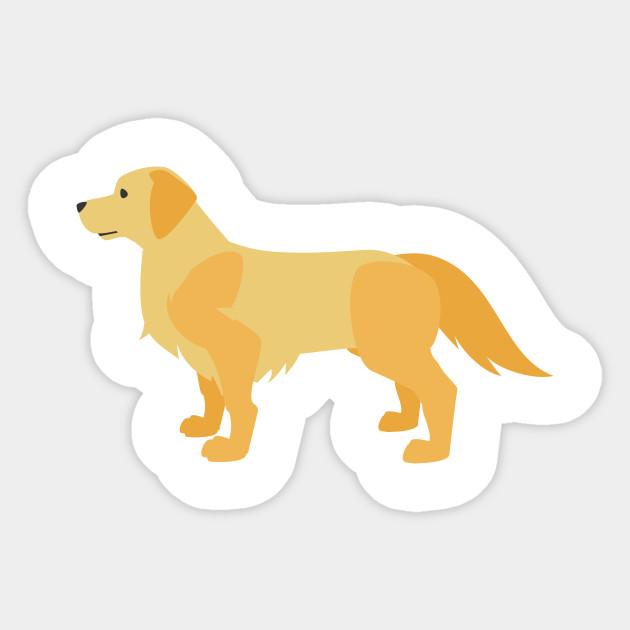 """The Mountain Kinder T-Shirt /""""Golden Retriever Puppy/"""""""