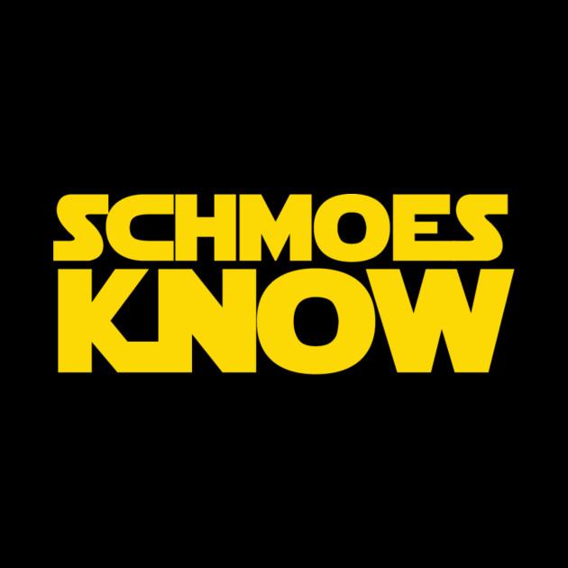 SCHMOES KNOW STAR WARS DESIGN