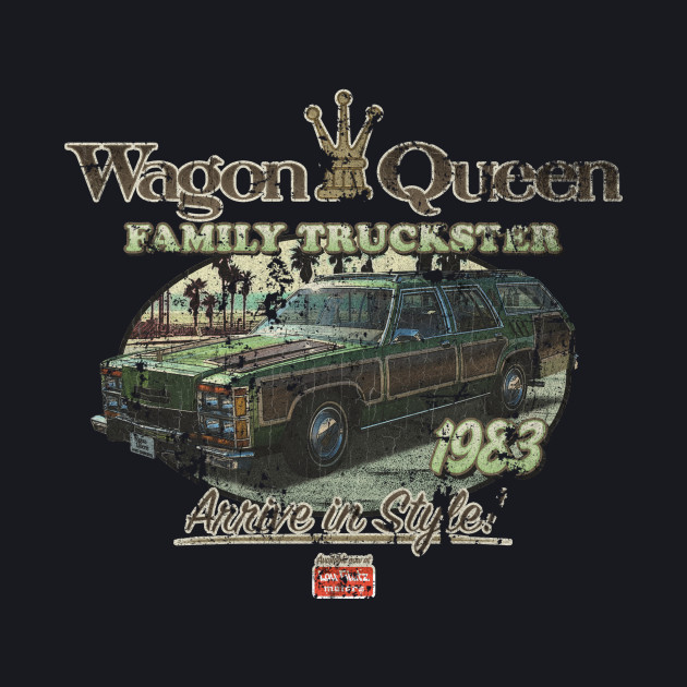 Wagon Queen Family Truckster - Vintage