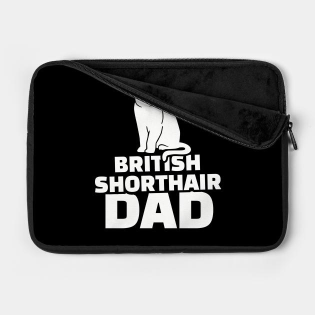 British Shorthair Dad