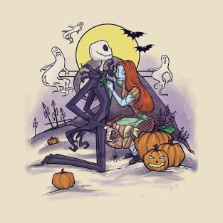 The Halloween Hero t-shirts