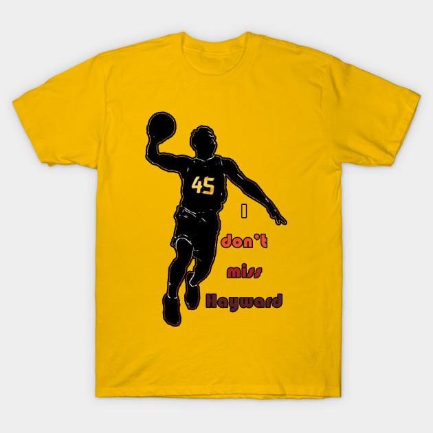 I Don t Miss Hayward (City Edition) - Utah Jazz - T-Shirt  709b3fdc1