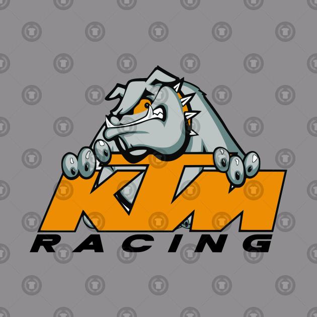 5417410b3 KTM Racing Bulldog - Ktm - Hoodie   TeePublic