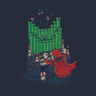 Plumber of the Opera t-shirts