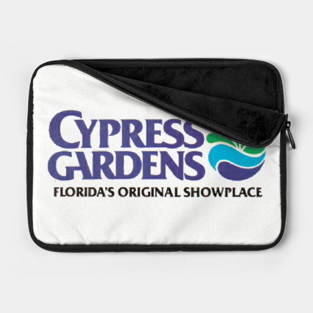 Cypress Gardens Amusement Park - Promo Logo