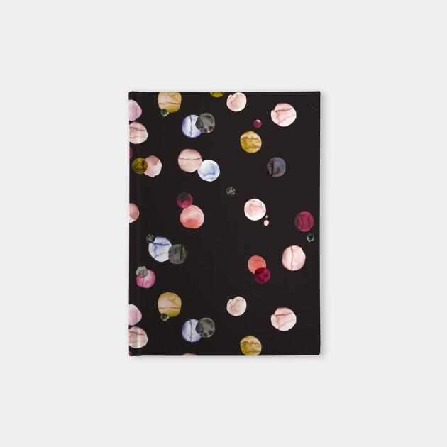 Watercolor Dots and Drops