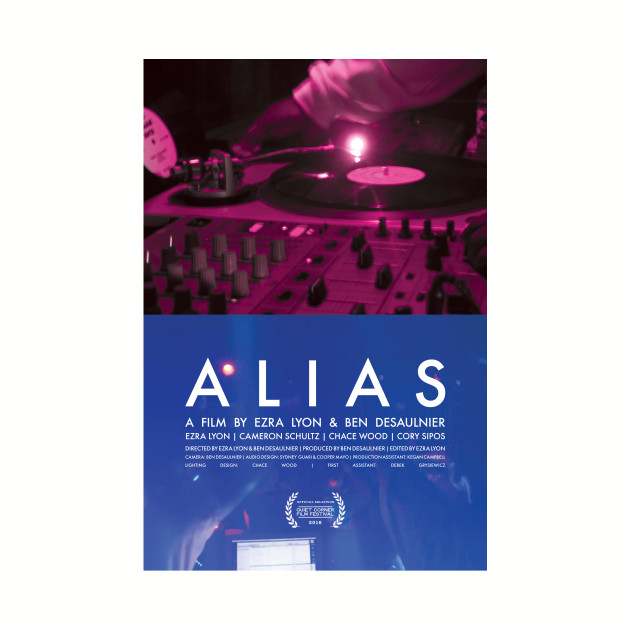 """Alias"" by Ezra Lyon & Ben Desaulnier (Killingly High)"