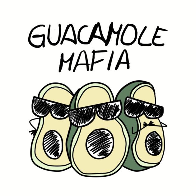 Mafia Guacamole