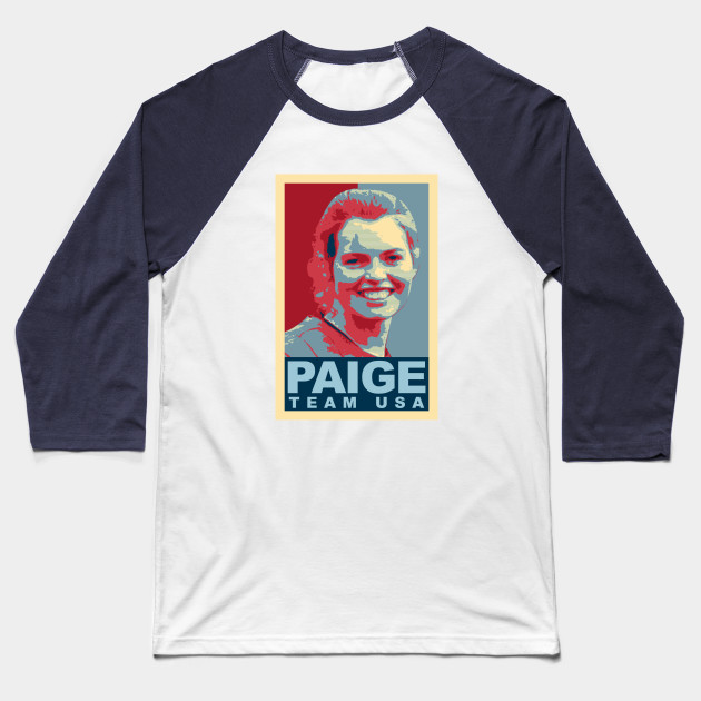 Paige for Team USA