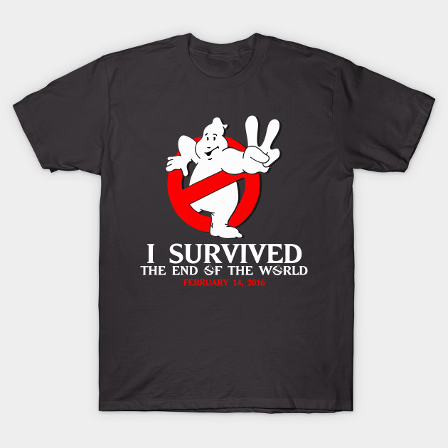 1471fe7d8 I SURVIVED! - Movie - T-Shirt | TeePublic