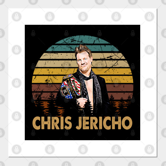 Vintage Chris Jericho Legends Live Forever