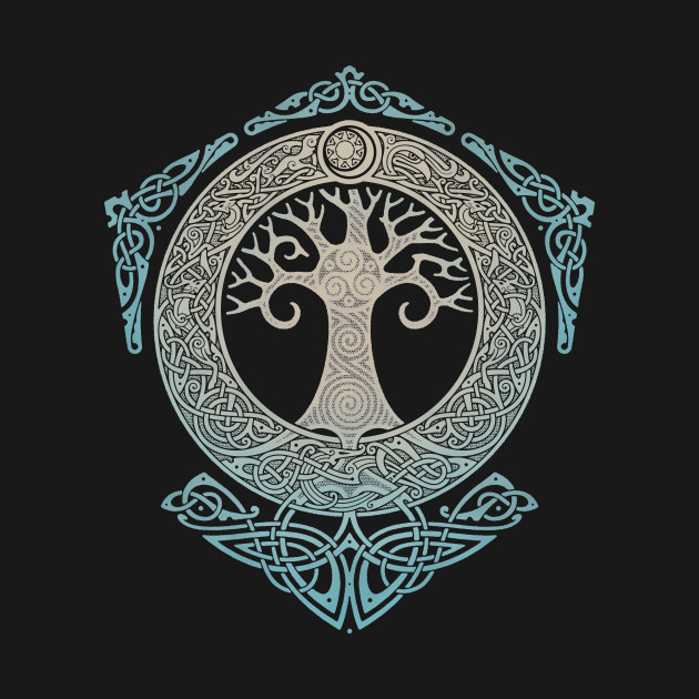 YGGDRASIL.TREE OF LIFE.