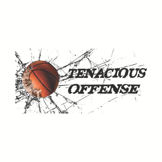 Tenacious Offense Logo(light)