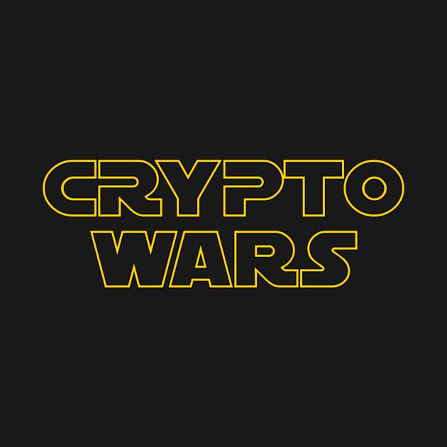 Crypto Wars (Star Wars Theme)