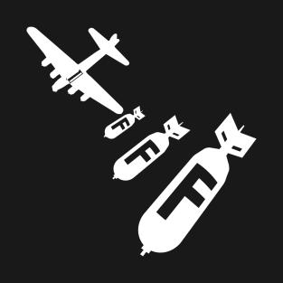 Droppin' F Bombs! t-shirts
