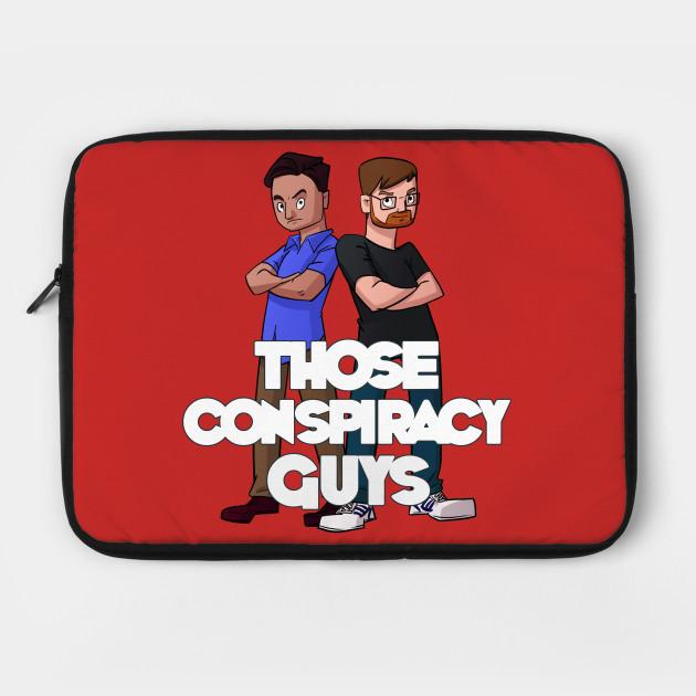 Those Conspiracy Guys Logo