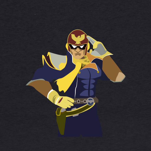 Captain Falcon Salute