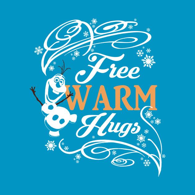 Free WARM Hugs!