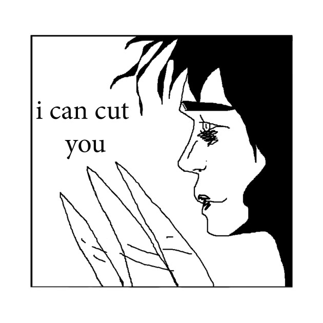 I Can Cut You