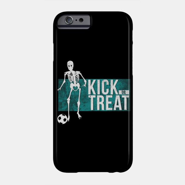 Halloween Soccer Gift I Soccer Player Costume Phone Case