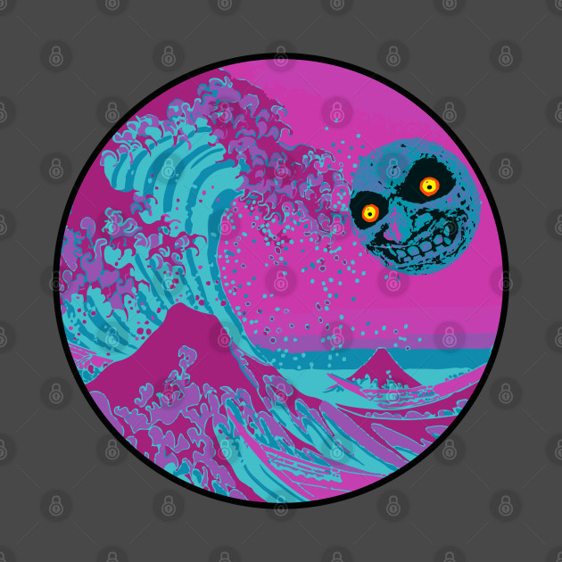 Great Wave Moon