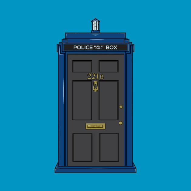 221B TARDIS