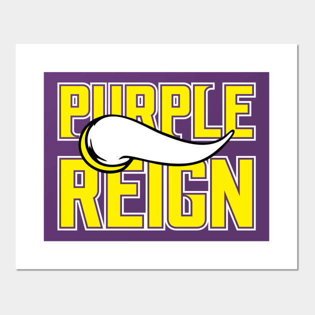 Viking Purple Reign