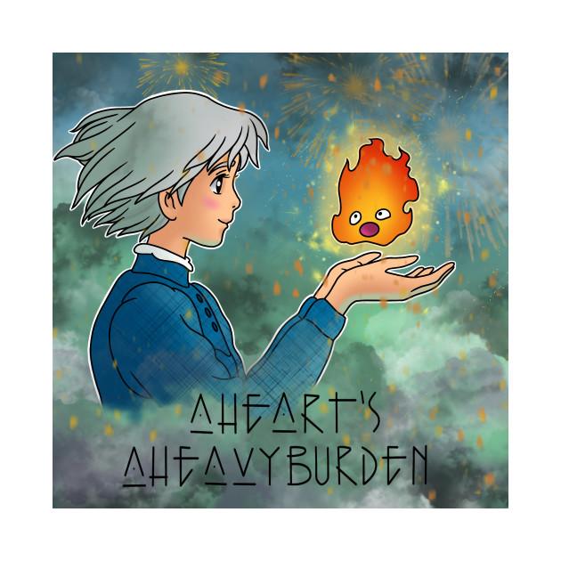 A hearts a heavy burden