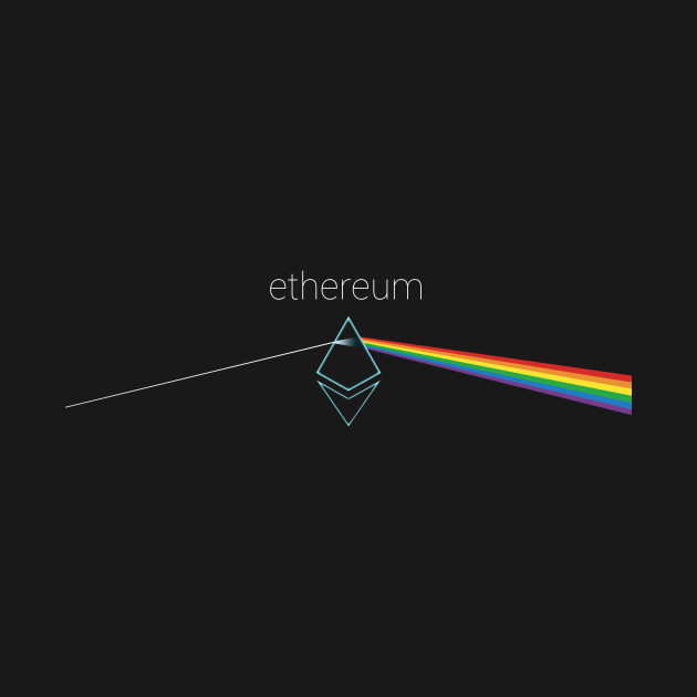 Ethereum Prism Rainbow