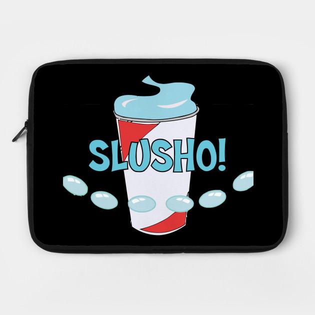 Slusho Cant Drink Just Six
